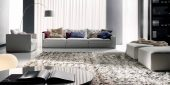 Collections Formerin Modern Living Room, Italy Morgan