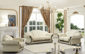 Living Room Furniture Sofas Loveseats and Chairs Apolo Ivory